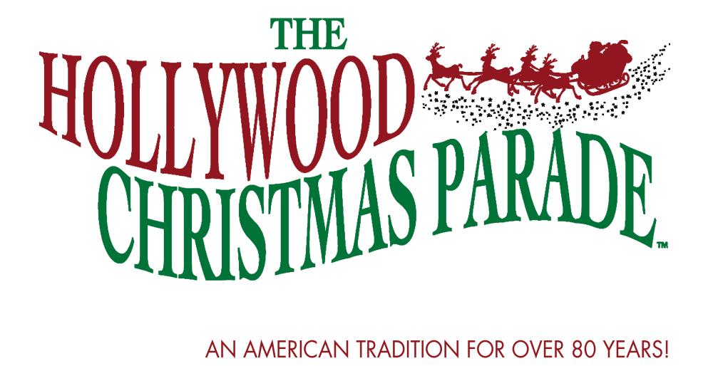 Hollywood-Christmas-Parade-Logo