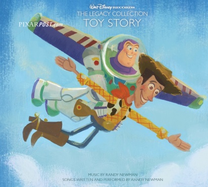 Pixar Post Legacy Collection Toy Story Soundtrack